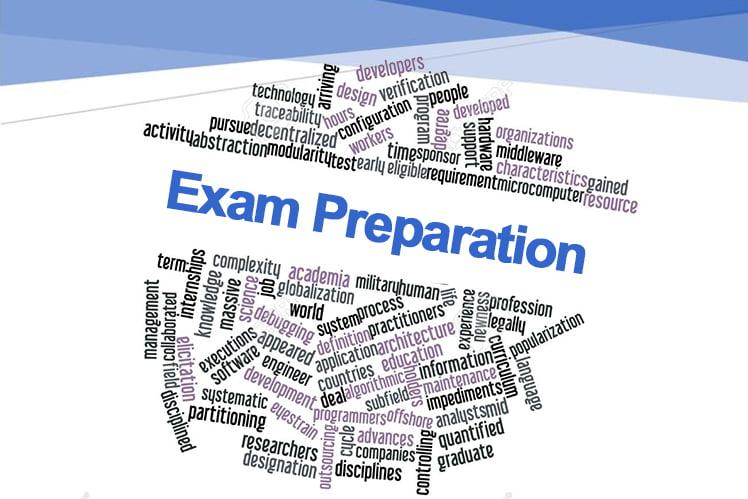 Exam Preparation - LiamWho