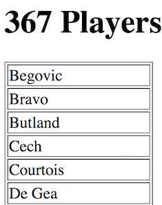 Q6 - Players